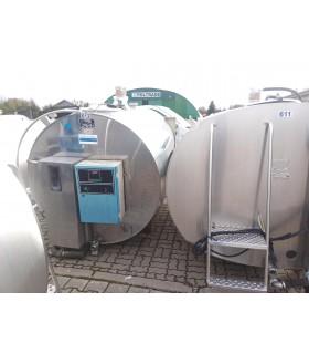 Schładzalnik do mleka 3600L - JAPY Cysterna do mleka używana