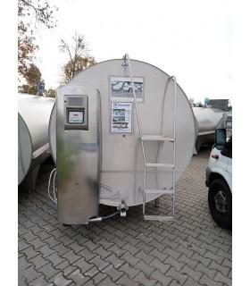 Schładzalnik mleka 10000 litrów JAPY