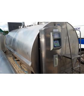 JAPY Kryos EXPERT Schładzalniki do mleka 8000 L