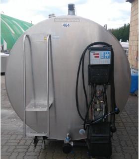 5000 litrów schładzalnik używany Wedholms wo. podlaskie