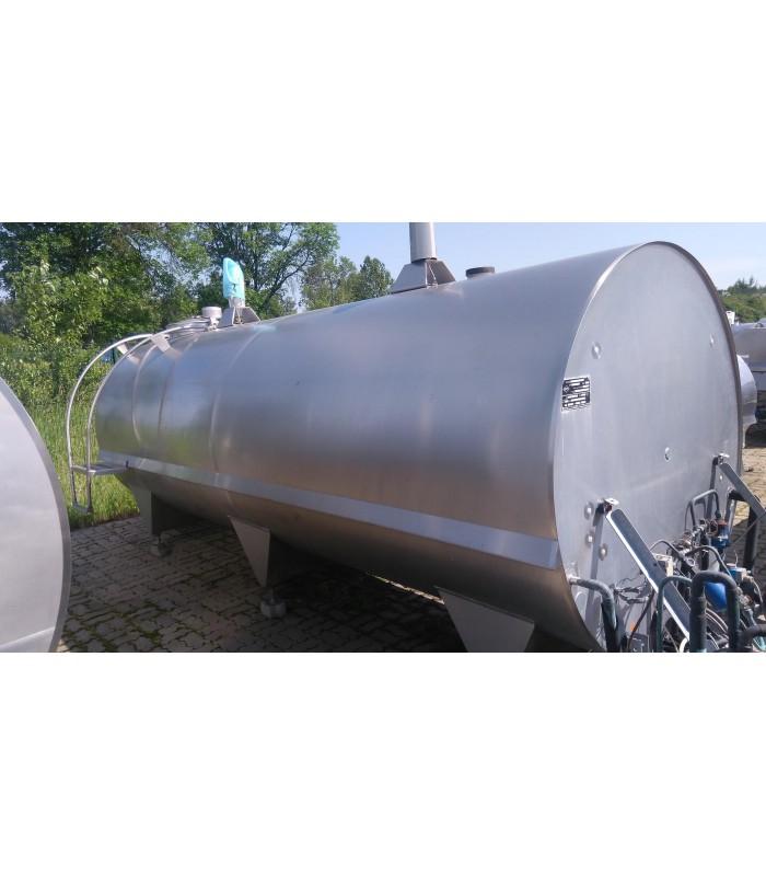 JAPY zbiornik 6000 litrów schładzalnik