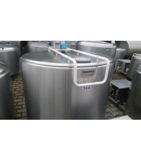 Schładzalniki OKRĄGŁE 1000 L - 1200 L - używane