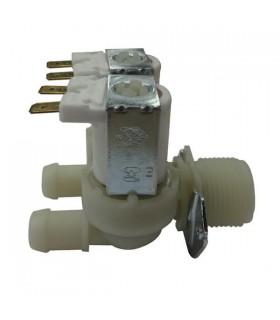 Elektrozawór wody podwójny 180° Ø13mm - 042310