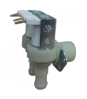 Elektrozawór wody podwójny 90st Ø13mm - 042316
