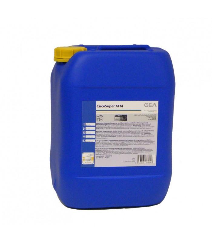 CircoSuper AFM Zasadowy Alkaliczny środek myjący GEA do schładzalników