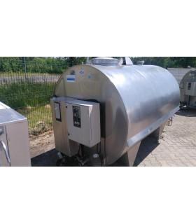 Schładzalnik do mleka 3195 litrów - JAPY