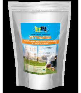 Pójło poporodowe dla krów mlecznych VITTRAMINA 1kg
