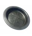 Pokrywka gumowa 180mm