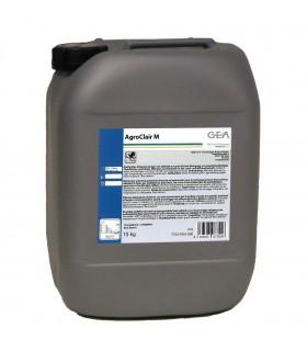 AgroClair M 10kg Zasadowy środek myjący GEA
