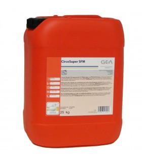 CircoSuper SFM 25 kg Kwaśny środek myjący GEA