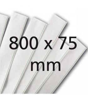 Wkłady filtrów mlecznych / cedzidło 800x75mm 200 szt. - GEA