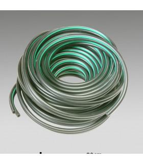 Podwójny wąż podciśnienia gumowy 7x3x2500 - GEA
