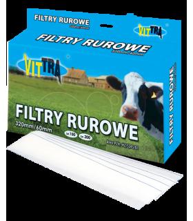 Filtry rurowe 320mm - VITTRA