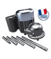 039150 Silnik motoreduktora NEMO 400V/230V 44-52 obr/min (bez osi)