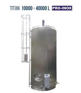 Schładzalniki do mleka TITAN PRO-INOX
