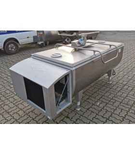 Schładzalniki wannowe 900 - 1200 L - zbiorniki do mleka używane